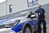 Policjant z Kalisza w czasie wolnym od służby ujął złodziejkę