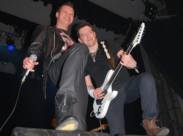 Gościem specjalnym Eksplozji był zespół  Night Mistres