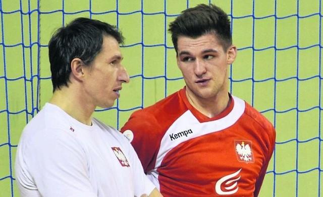 Mateusz Kornecki trenował pod okiem Sławomira Szmala