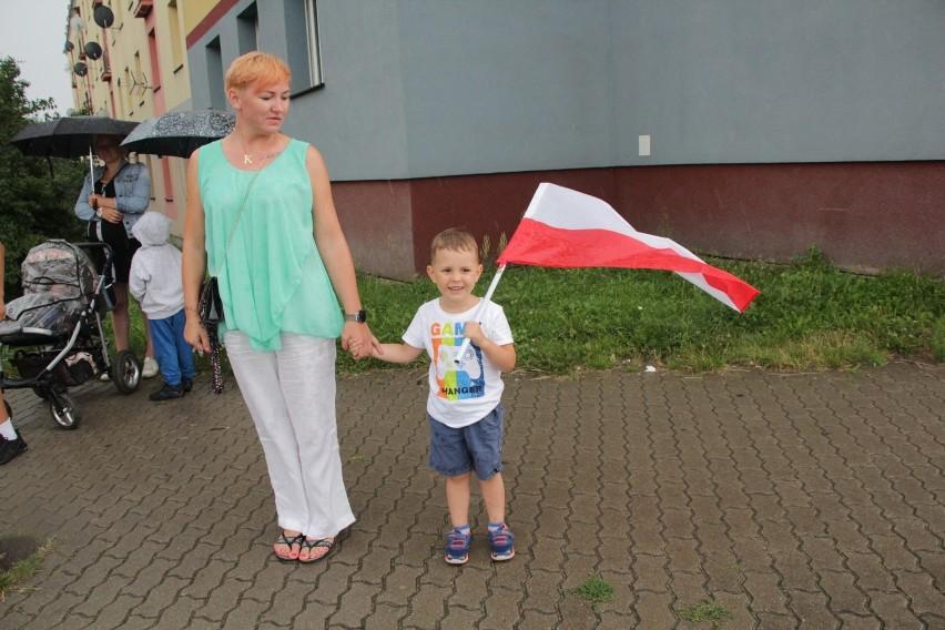 Mieszkańcy Skarżyska-Kamienna upamiętniają moment wybuchu...