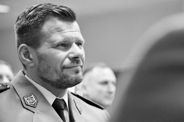 Do tragedii doszło w Świnoujściu. Zginął szef lubuskich antyterrorystów.