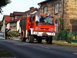 Drogi Jaworzno: zablkowana ulica Moniuszki