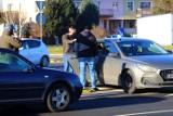 Legnica: Policjanci po pościgu zatrzymali mężczyznę [ZDJĘCIA]