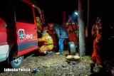 Poszukiwania mieszkańca Lubska. Dziesiątki policjantów, strażaków, ochotników, setki przeczesanych hektarów i ani śladu zaginionego