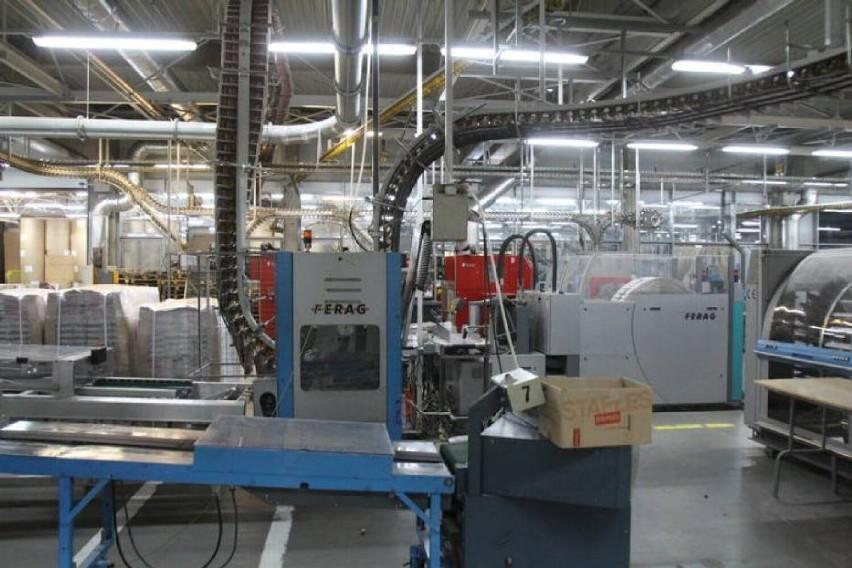 Stanowisko: czynności produkcyjneMiejsce pracy:...