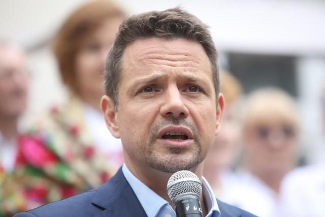 Rafał Trzaskowski: Wizyta Dudy w USA ma przede wszystkim doraźny wymiar kampanii wyborczej