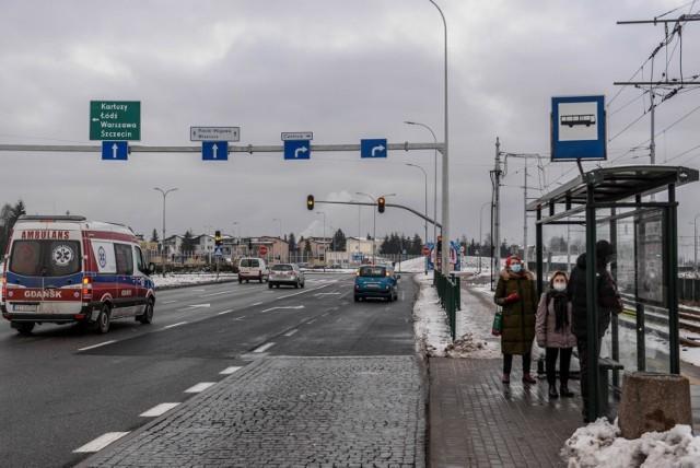 Koniec prac przy budowie prawoskrętu na al. Havla w Gdańsku