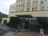 Remont szpitala w Wągrowcu na finiszu? Jak wygląda postęp prac? Kiedy inwestycja się zakończy?