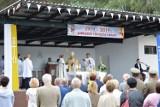 Chojno. Uroczysta msza święta na 100-lecie parafii