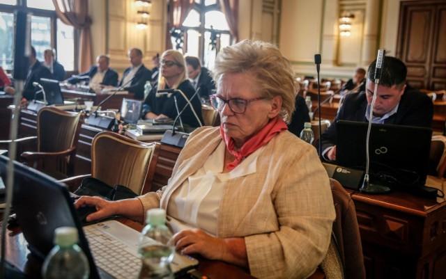 Teresa Wasilewska, wiceprzewodnicząca Rady Miasta Gdańska