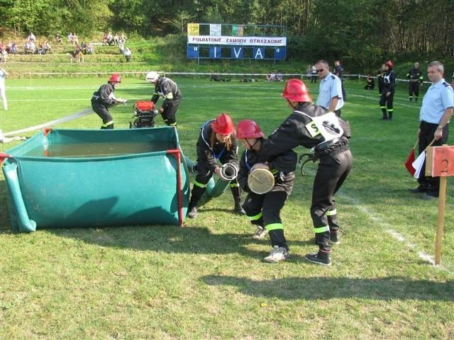 W zawodach wzięły udział 24 drużyny strażackie. W tym gronie znalazły się po cztery ekipy kobiece i dziewczęce
