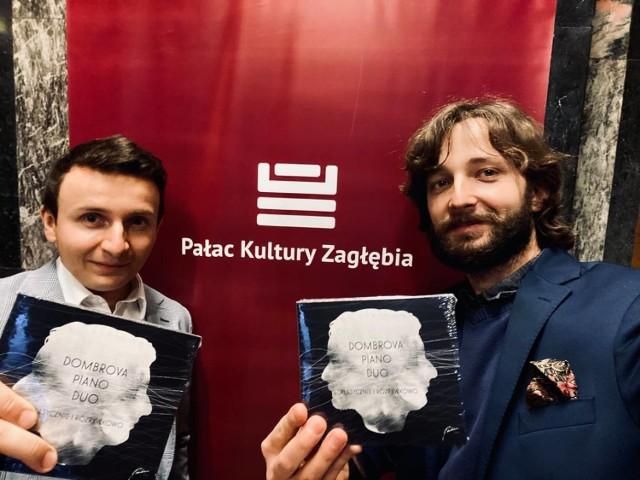 Łukasz Szubski i Krzysztof Włodarczyk wydali debiutancką płytę