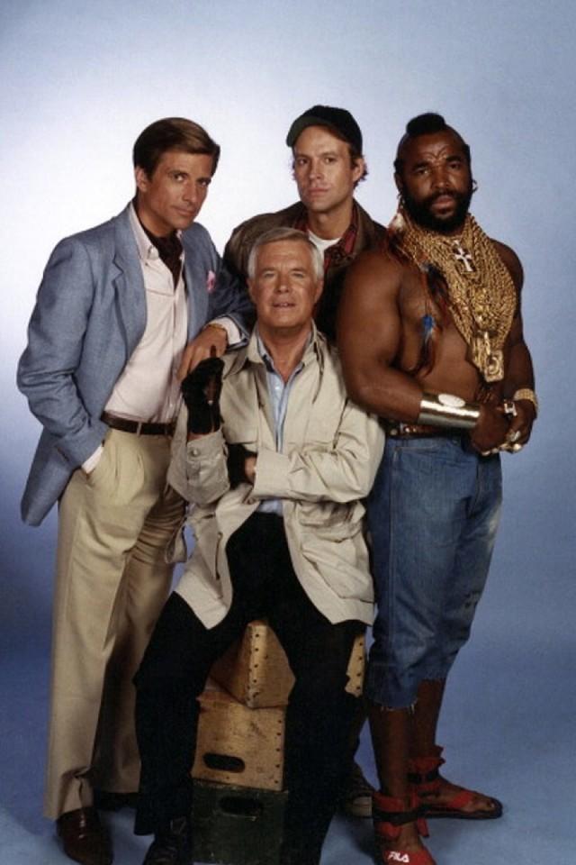 """""""Drużyna A""""  Hannibal, Buźka, B.A. i Murdock - na początku lat 90. tak wołała do siebie co druga chłopięca banda na osiedlu."""