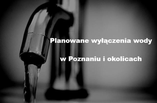 Aquanet zapowiada wyłączenia wody w Poznaniu i okolicach, w związku z zaplanowanymi remontami i koniecznością napraw niektórych rurociągów. Od 16 października 2019 r. dopływ wody będzie odcięty w kilku miejscach miasta.   Sprawdź, gdzie są awarie przyłącza, a gdzie planowane wyłączenia wody --->