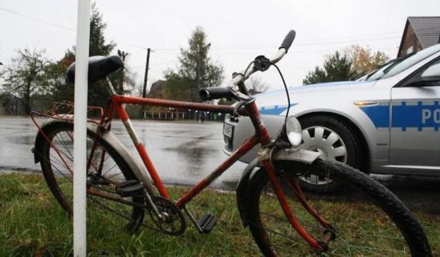 Odpowiedzialność za wypadek ponosi 53-letni rowerzysta.