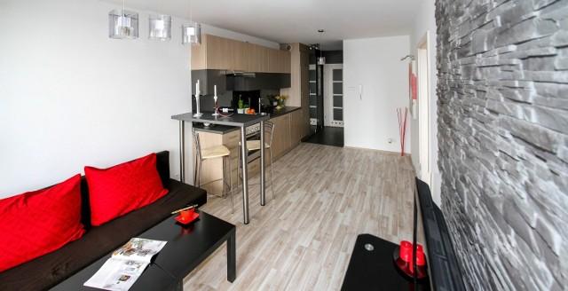 Mała przestrzeń, duża wyobraźnia - tak można podsumować najbardziej intrygujące mieszkania