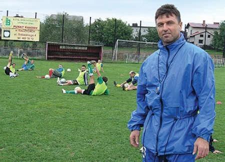 Paweł Fukala jest wychowankiem FC Karwiny. Teraz trenuje piłkarzy w Kaczycach. Łukasz Klimaniec