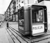 Milicjanci i policjanci z Wrocławia na archiwalnych zdjęciach (ZOBACZ)