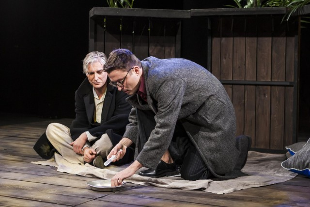"""""""Bent"""" w Teatrze Dramatycznym. Byliśmy na próbie spektaklu [ZDJĘCIA]"""