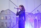 Natalia Szroeder na bytowskim rynku. Muzyczny Rynek 2021 (ZDJĘCIA)