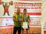 Klaudiusz Bujacz i Oskar Ołubek na podium Mistrzostw Polski do lat 15 [FOTO]