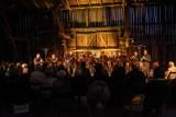 Gm. Szamotuły. W Baborówku Mozart rozbrzmiewał w... stodole! Wszak dobrej muzyki słuchać można wszędzie!