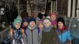 Uczniowie ze Szkoły Podstawowej im. Ks. Stanisława Konarskiego oglądali eksponaty w Bramie Parkowej w Skierniewicach [ZDJĘCIA]
