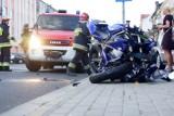 """Policja w Kaliszu bierze pod lupę miłośników jednośladów. W weekend akcja """"Motocykl"""""""