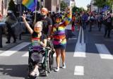 Marsz Równości w Katowicach 2020 [ZDJĘCIA]. Poszli, bo pokazać, że każdy może kochać