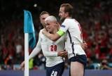 Euro 2020. Skrót meczu 1/2 finału Anglia - Dania 2:1 (1:1 pd.) [WIDEO]