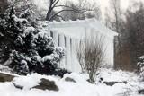 Zima w legnickim Parku Miejskim, zobaczcie go w zimowej scenerii