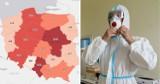 Wciąż olbrzymia ilość nowych zakażeń w Śląskiem! Gdzie jest najwięcej chorych