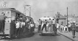 Tramwaje Warszawskie. Wożą pasażerów już od ponad 150 lat. Zobaczcie jak na przestrzeni lat zmieniał się ich tabor