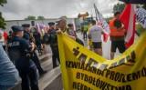 To protest, który zorganizował rząd - mówili we Władysławowie rolnicy i armatorzy