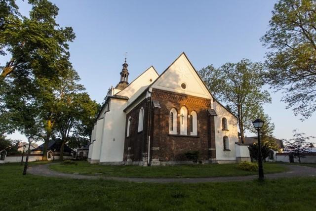 W kościele w Sławkowie od lat mieszka rzadka populacja nietoperza. RDOŚ chce objąć świątynie ochroną w programie Natura 2000