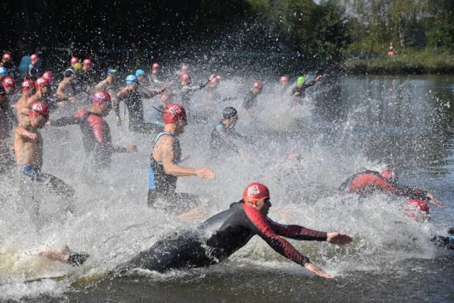 Tegoroczna edycja będzie trzecią Żorskiego Cross Triathlonu.