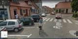 Pniewy w Google Street View. Jak zmieniło się miasto? Kogo przyłapały kamery Google?