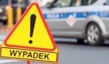 Wypadek na DK44 w Tychach. Trzy osoby w szpitalu, droga była zablokowana