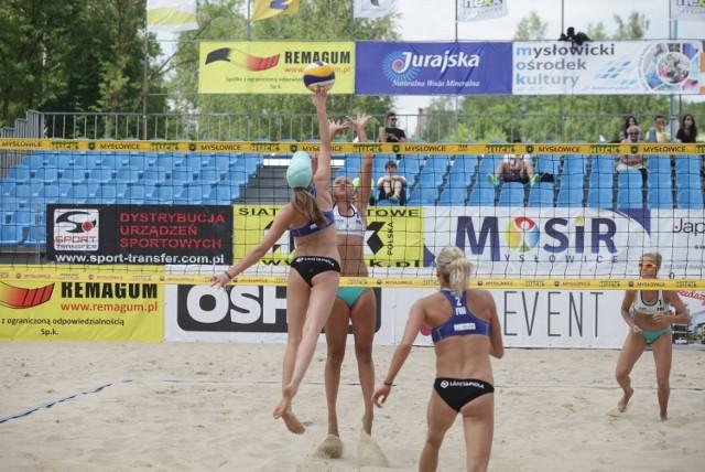 W Mysłowicach często odbywają się rozgrywki i zawody w siatkówce plażowej.