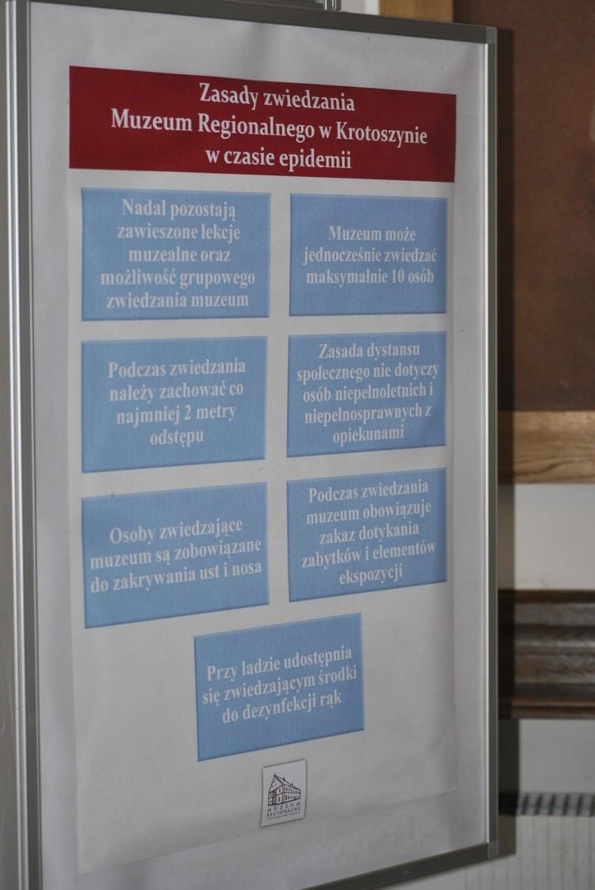 Krotoszyńskie muzeum i galeria Refektarz już otwarte. Wpadliśmy tam z wizytą [ZDJĘCIA]