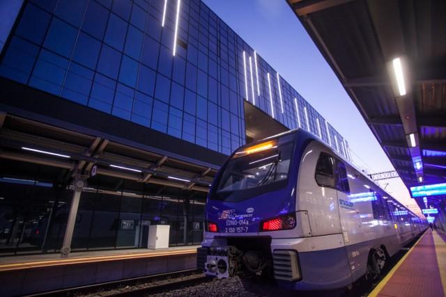 W nowym centrum mają być serwisowane pojazdy PKP Intercity. Stadler Polska wyprodukował dla tego przewoźnika 20 składów typu Flirt3