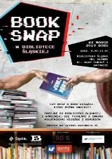 W sobotę Silesian Book Swap w Bibliotece Śląskiej. Oazja na wymianę książek i komiksów