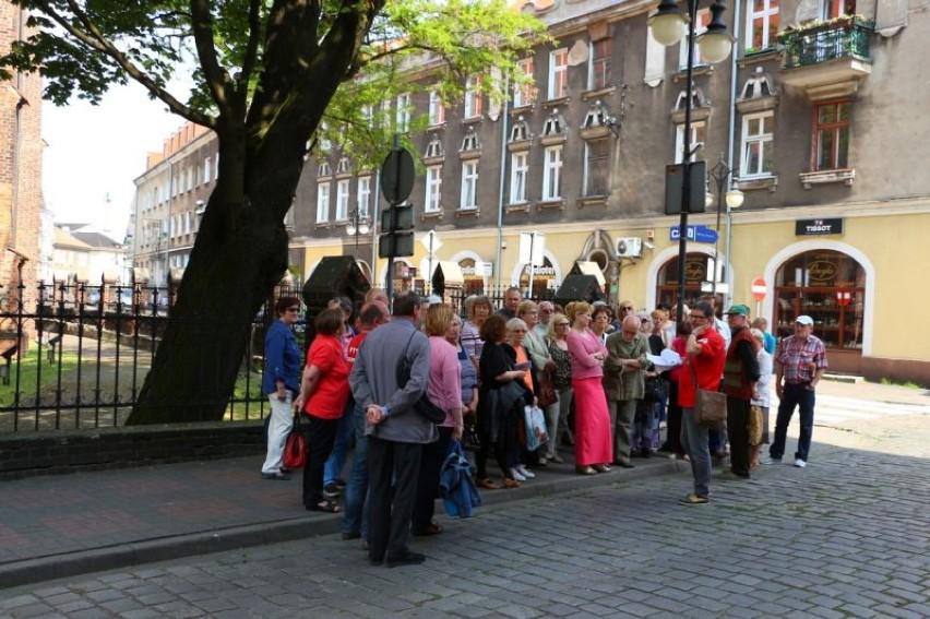 Kaliszobranie cieszy się dużą popularnością mieszkańców...