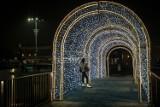Rozświetlona choinka i iluminacje w Forum Gdańsk! Świąteczna atmosfera w galerii handlowej [zdjęcia]