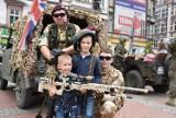 Zlot Pojazdów Militarnych, czyli Śląskie Manewry w Bytomiu ZDJĘCIA
