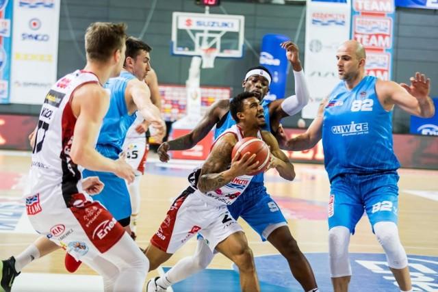 Enea Astoria Bydgoszcz przegrała z GTK Gliwice