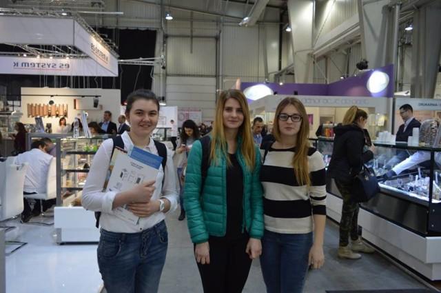 ZSRCKU Kościelec na targach Expo Sweet 2016