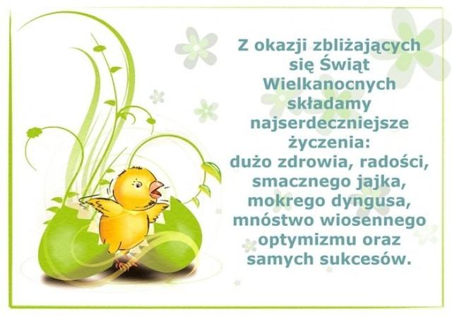 życzenia Wielkanocne 2019 Wierszyki Krótkie śmieszne I