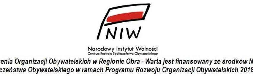 Małe Granty PROO 2019-2021 – do 2 tysięcy złotych na realizację projektów przez organizacje obywatelskie w Regionie Obra – Warta