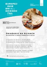 """Elbląskie muzeum zaprasza na """"Śniadanie na ruinach"""""""